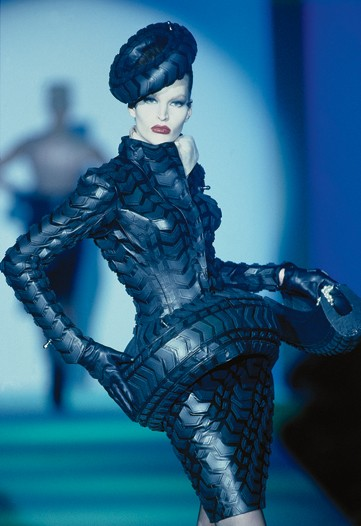 Thierry Mugler Fashion Show 2011